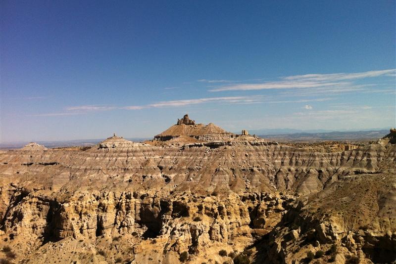 Angel Pike close to Farmington New Mexico
